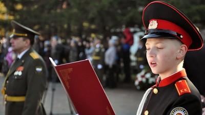 Форум кадетского образования стартовал в Москве