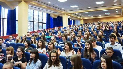 РГО анонсировало конкурс на участие в профильных сменах в детских центрах