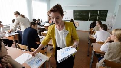 В России начался досрочный этап сдачи Единого госэкзамена