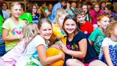 Лучшие загородные лагеря для детского отдыха