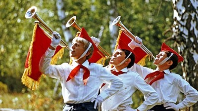 Российское движение школьников получит собственный устав