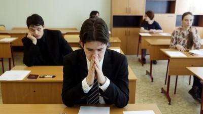 Выпускники направят В.Путину петицию с жалобой на ЕГЭ по математике