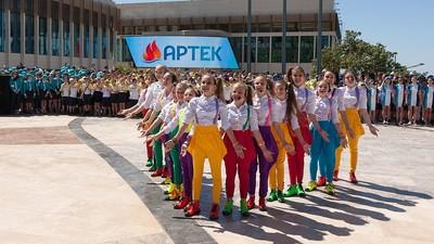 В «Артеке» подвели итоги создания отделений Российского движения школьников в субъектах РФ