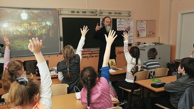 Проект программы «Основы православной культуры» отправлен на экспертизу