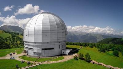 Первая астрофизическая школа открылась в Карачаево-Черкесии