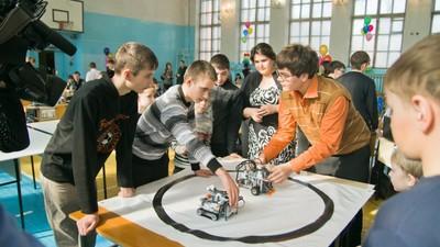 Детские технопарки появятся на Дальнем Востоке