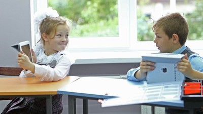 Новое мобильное приложение будет информировать родителей об оценках ребёнка