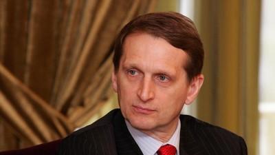 С. Нарышкин заявил о необходимости поддерживать инфраструктуру чтения в России