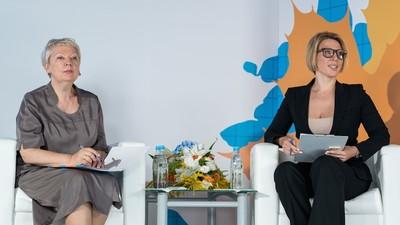 Ольга Васильева выступила за сотрудничество школы с родителями