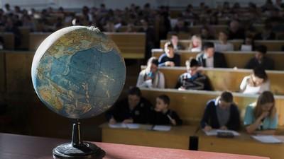 20 ноября в РФ состоится географический диктант