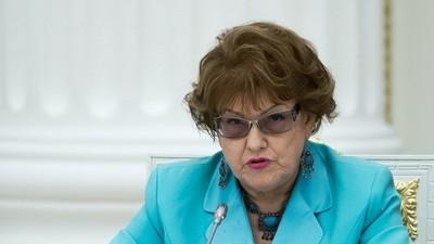 Глава РАО высказалась за повышение престижа профессии педагога