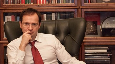 В РАН выступили за лишение Владимира Мединского учёной степени