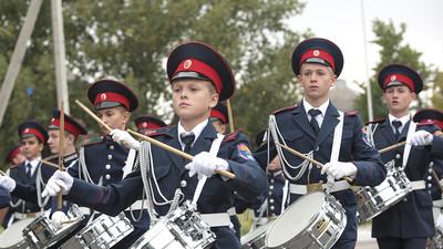 В России будут развивать целую сеть казачьих учебных учреждений