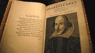 В России выпустили первое академическое издание сонетов Шекспира
