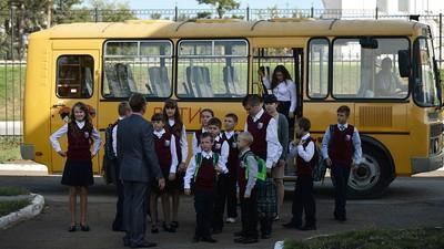 Перевозка детей на автобусах «старше» 10 лет теперь запрещена
