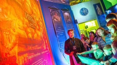 «Звёздные уроки» в столичном планетарии, учебный день в ВДНХ и Всероссийский заповедный урок в Санкт-Петербурге