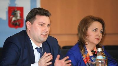 В Москве прошла пресс-конференция представителей столичного правительства и Департамента образования