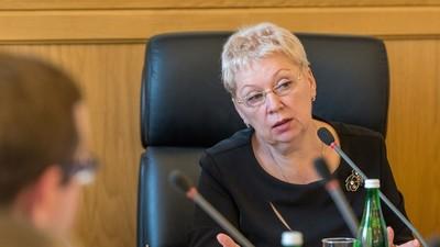 Ольга Васильева выступила за обязательный ЕГЭ по истории
