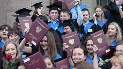 В Счётной палате РФ заявили о проблемах с трудоустройством среди выпускников