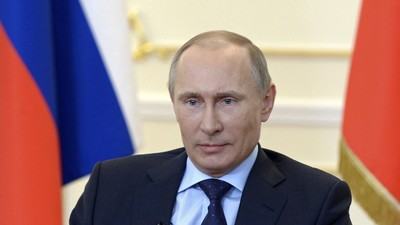 В. Путин призвал к укреплению взаимодействия детских омбудсменов с органами власти
