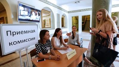 Подать документы в вузы можно «Почтой России»