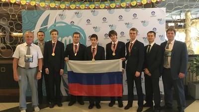 Российские школьники привезли 11 медалей с международных олимпиад по физике и математике