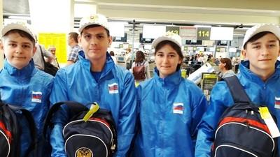 Российские школьники привезли с Международной олимпиады по информатике четыре медали