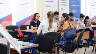 В российских вузах-лидерах подвели итоги приёмной кампании 2017 года