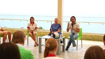 Глава Минобрнауки РФ посетила Международный детский центр «Артек»