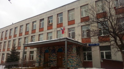 «Забастовка» родителей состоялась около стен столичной школы имени А.Н. Тубельского