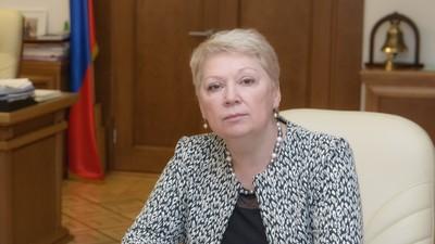 Ольга Васильева высказалась за сокращение школьных олимпиад и создание единой системы охраны школ