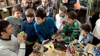 В российских школах могут ввести уроки робототехники