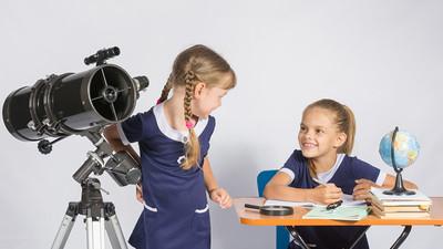Астрономия в школе: новое - хорошо забытое старое?