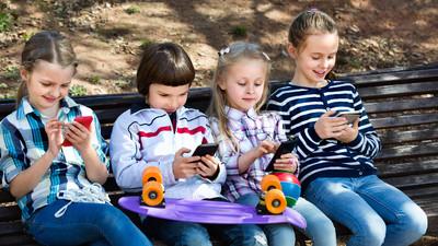 Дети и телефоны