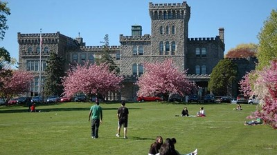 Самые красивые университеты Европы по версии THE