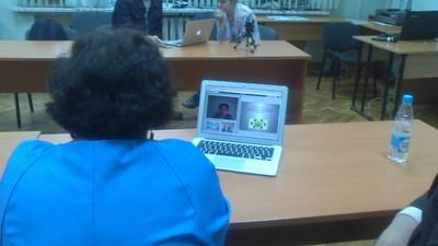Образовательные технологии 21 века: ноутбук и видеокамера вместо парт и школьной доски