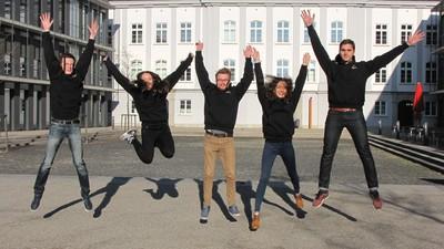 Студенты МИИТ провели месяц в Баварии