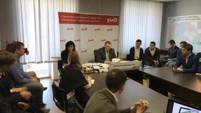 Партнёрство МИИТ с Московской дирекцией связи набирает обороты