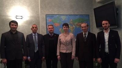 Визит представителя Посольства Исламской Республики Афганистан в НИУ МГСУ