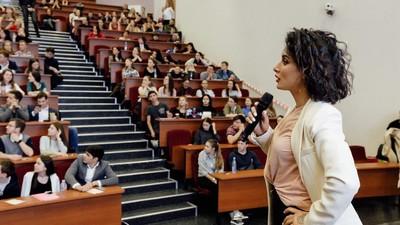 В РЭУ имени Г.В. Плеханова Тина Канделаки и будущие экономисты обсудят возможности и вызовы цифровой трансформации в медиа и бизнесе