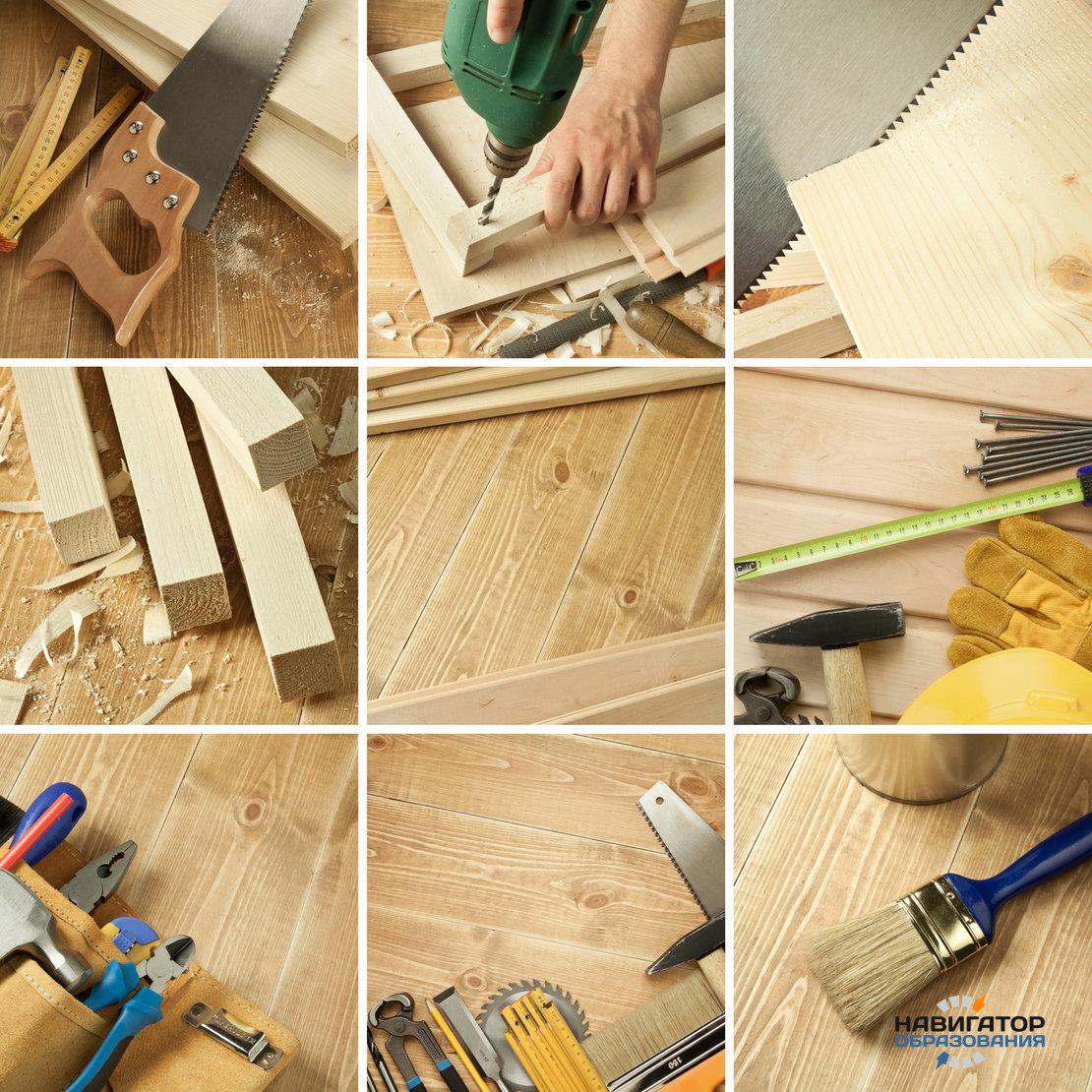 Что делает плотник на стройке