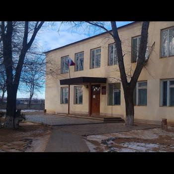 Енотаевский филиал Астраханского инженерностроительного института
