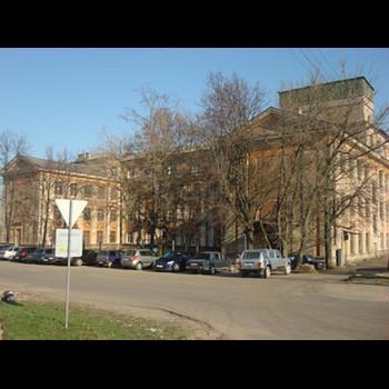 Филиал Московского государственного университета приборостроения и информатики в г. Кашире