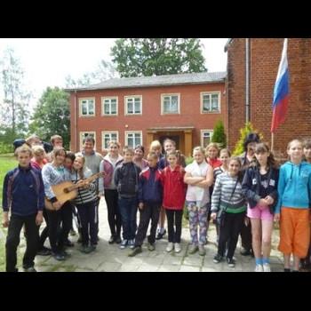 Средняя общеобразовательная школа п.Мозырь