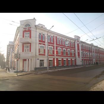 Средняя школа № 6  г. Калуги