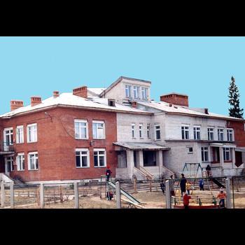 Средняя общеобразовательная школа п.Куяр