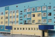 Школа Центр образования  г. Певека