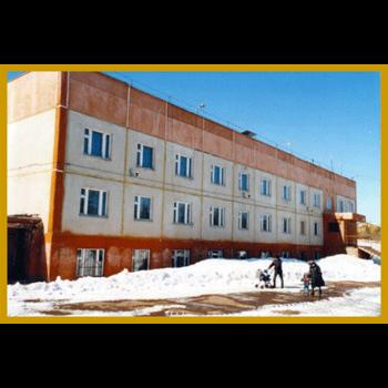 Средняя общеобразовательная школа № 21 п. Чульман Нерюнгринский район.