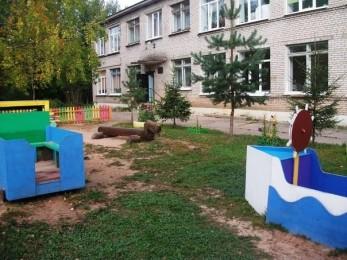 Оредежский детский сад