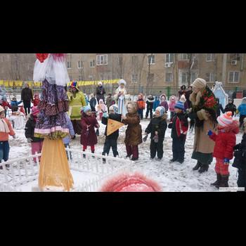 Детский сад Астрахани № 127